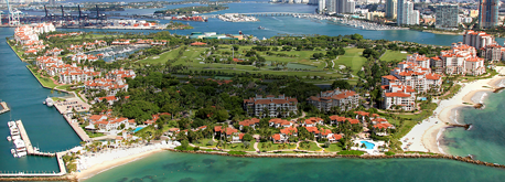 Car Rental at Fisher Island